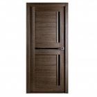 Дверь межкомнатная Матрикс 02, дуб серый