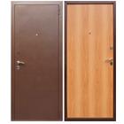 Входная металлическая дверь, размеры - 2050 х 860 мм