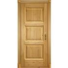 Деревянная дверь (толщина 60 мм.)