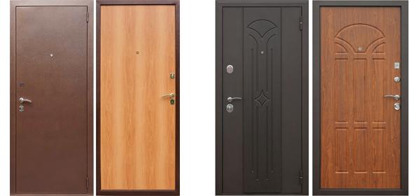 Входные двери Касторама