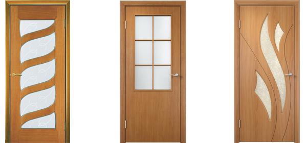 Межкомнатные двери в Касторама